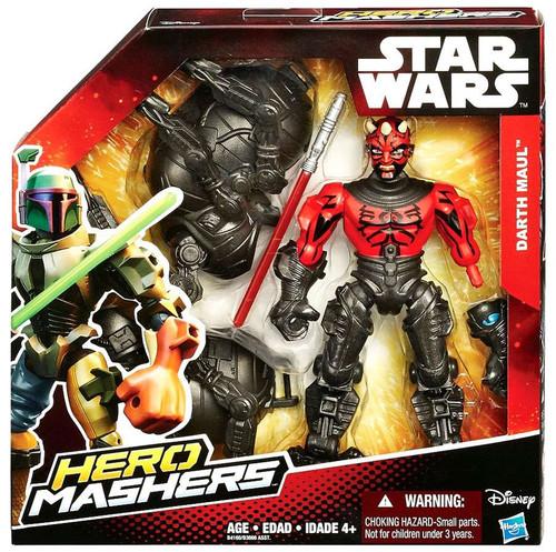 Star Wars The Force Awakens Hero Mashers Darth Maul Action Figure