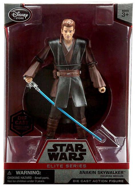 Disney Star Wars The Force Awakens Elite Anakin Skywalker Exclusive 6.5-Inch Diecast Figure