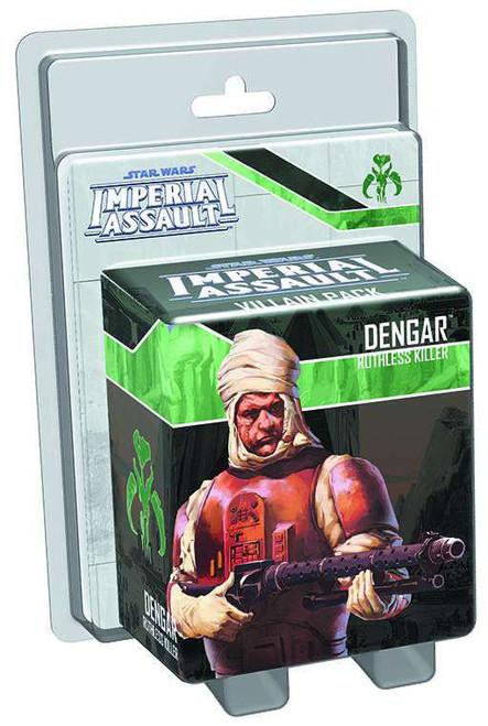 Star Wars Imperial Assault Dengar Villain Pack