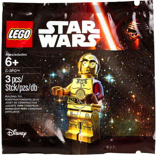 LEGO Star Wars The Force Awakens C-3PO Set #5002948