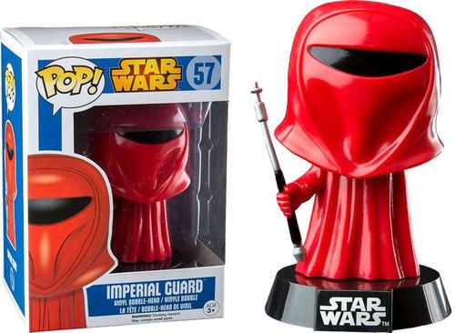 Funko POP! Star Wars Imperial Guard Exclusive Vinyl Bobble Head #57