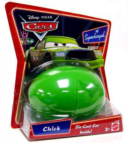 Disney / Pixar Cars Supercharged Easter Egg Chick Diecast Car