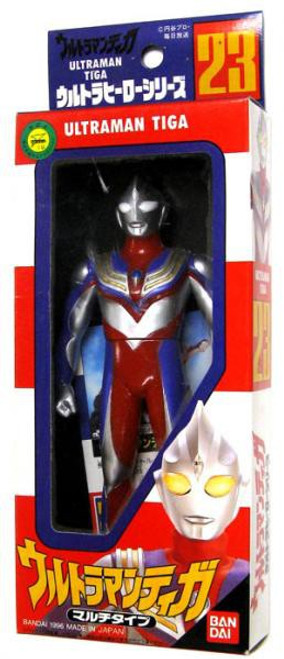 Ultraman Tiga 6-Inch Vinyl Figure #23