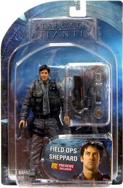 Stargate Atlantis John Sheppard Exclusive Action Figure [Field Ops]