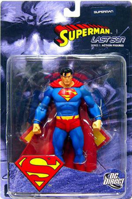 DC Last Son Series 1 Superman Action Figure