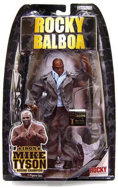Rocky VI Series 6 Iron Mike Tyson Action Figure