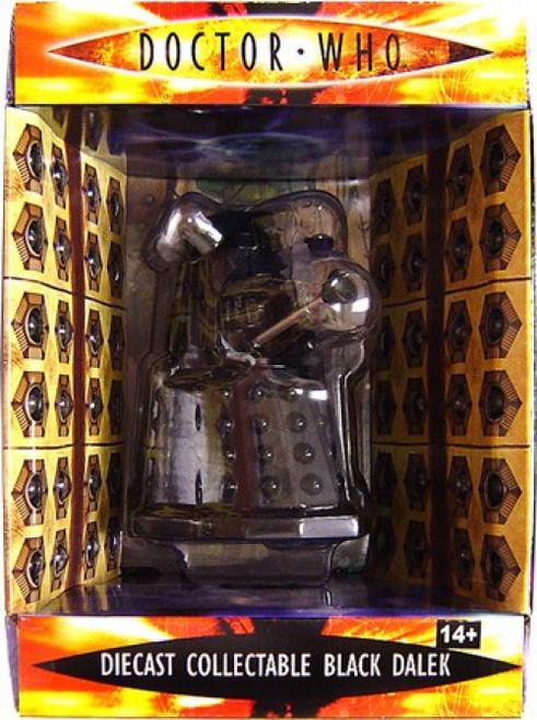 Doctor Who Dalek Diecast Figure [Black]