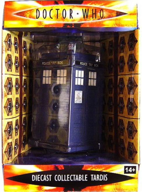 Doctor Who Tardis Diecast Figure