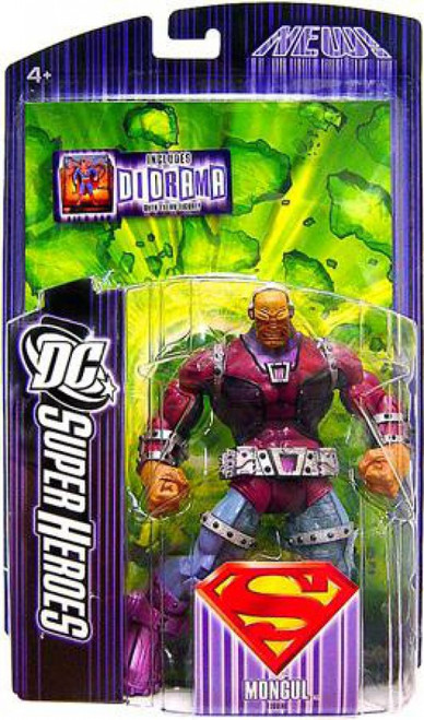 DC Superman Super Heroes Mongul Action Figure