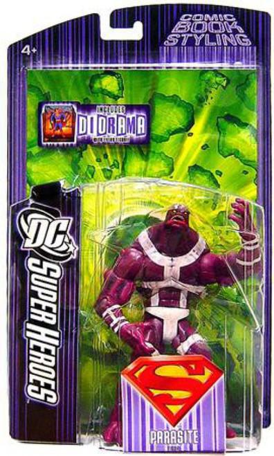 DC Superman Super Heroes Parasite Action Figure