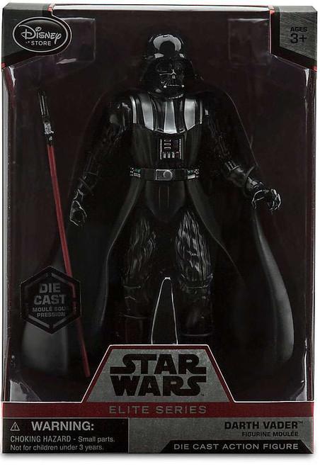 Disney Star Wars The Empire Strikes Back Elite Darth Vader Exclusive 7-Inch Diecast Figure