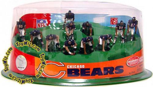 McFarlane Toys NFL Sports Picks Ultimate Team Sets Chicago Bears Offense 2-Inch Team Set