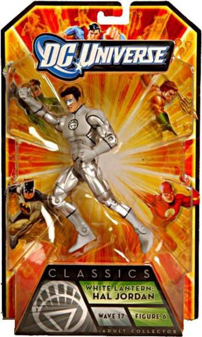 DC Universe Classics Wave 17 White Lantern Hal Jordan Action Figure #6