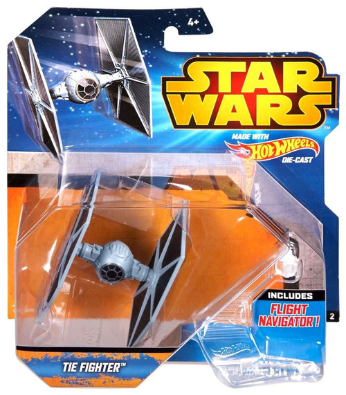 Hot Wheels Star Wars TIE Fighter Diecast Car