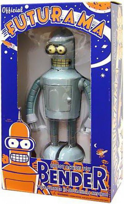 Futurama Bender Wind Up Toy