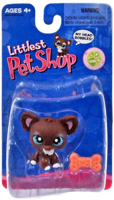 Littlest Pet Shop Chihuahua Exclusive Figure [Bone]