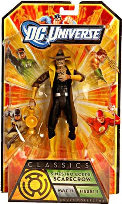DC Universe Classics Wave 17 Sinsestro Corps Scarecrow Action Figure #2