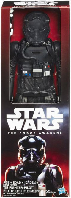 Star Wars The Force Awakens Hero Series Tie Fighter Pilot Action Figure
