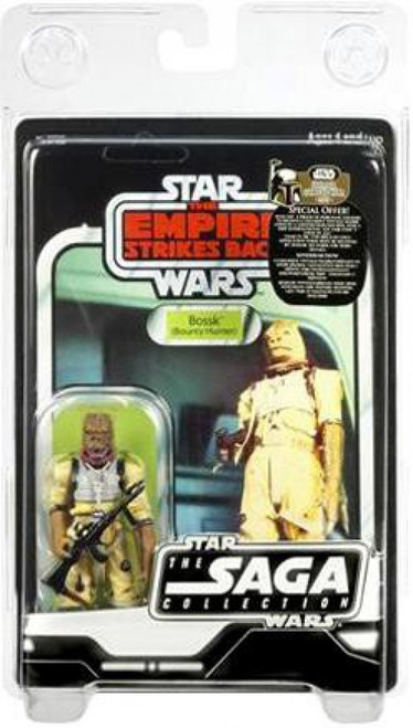 Star Wars The Empire Strikes Back 2007 Saga Vintage Collection Bossk Action Figure