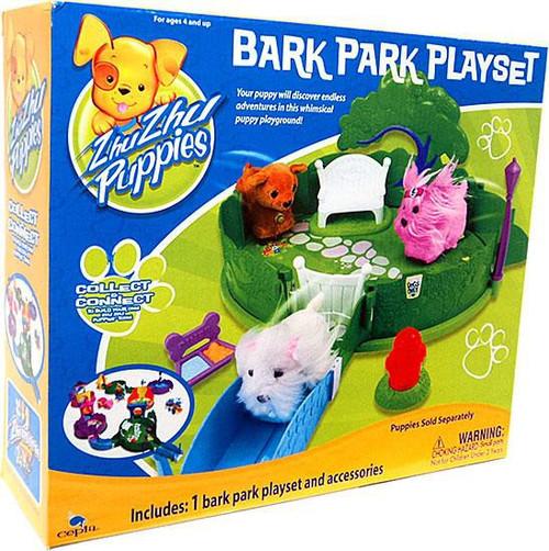 Zhu Zhu Pets Zhu Zhu Puppies Bark Park Playset