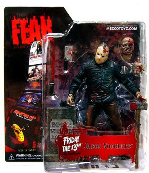 Friday the 13th Cinema of Fear Series 1 Jason Action Figure
