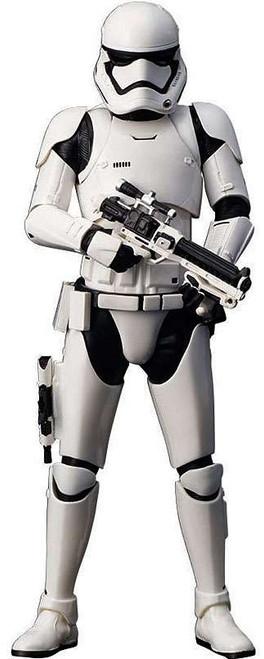 Star Wars The Force Awakens ArtFX+ First Order Stormtrooper Vinyl Statue