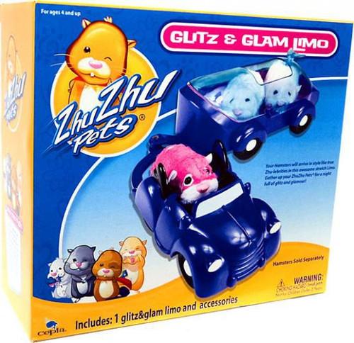 Zhu Zhu Pets Glitz & Glam Limo Playset