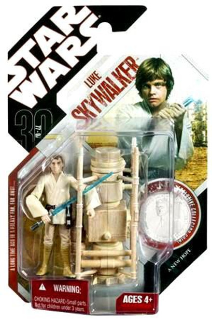 Star Wars A New Hope 30th Anniversary Luke Skywalker Action Figure