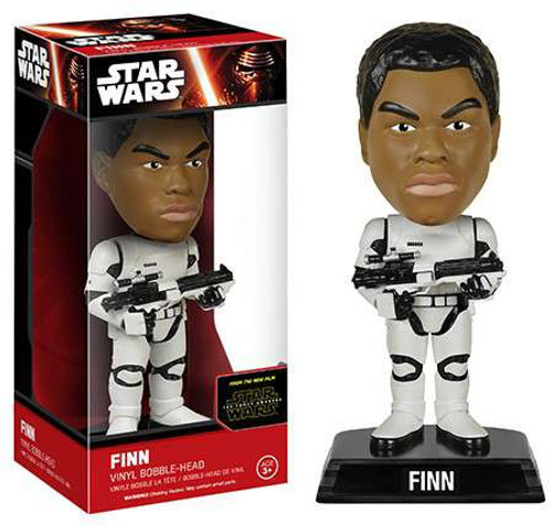 Funko Star Wars The Force Awakens Wacky Wisecracks Finn Bobble Head