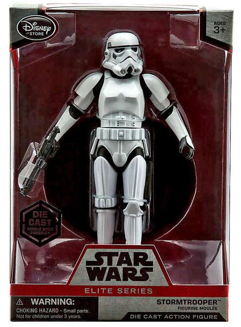 Disney Star Wars The Force Awakens Elite Stormtrooper Exclusive 6.5-Inch Diecast Figure