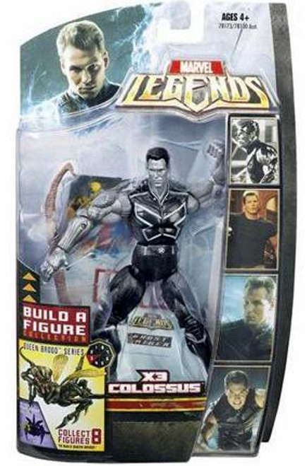 Marvel Legends Brood Queen Series X3 Colossus Action Figure