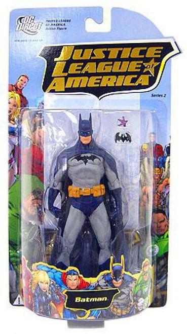 Justice League of America Series 2 Batman Action Figure