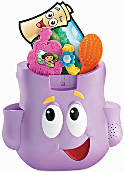 Fisher Price Dora the Explorer My Talking Backpack Roleplay Toy [2011 Version]