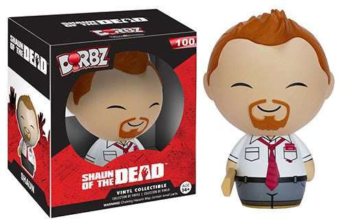 Funko Shaun of the Dead Dorbz Shaun Vinyl Figure #100
