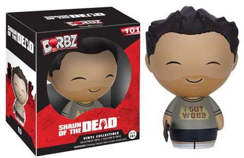 Funko Shaun of the Dead Dorbz Ed Vinyl Figure #101