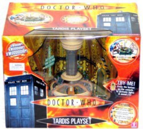 Doctor Who Tardis Playset