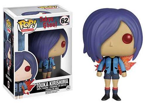 Funko Tokyo Ghoul POP! Anime Touka Kirishima Vinyl Figure #62