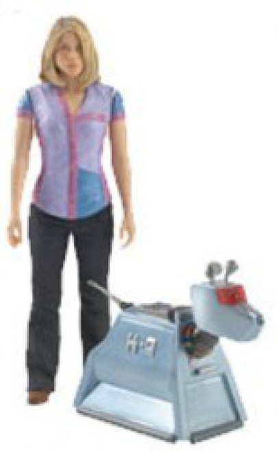 Doctor Who Underground Toys Series 2 Rose & K9 Action Figure 2-Pack