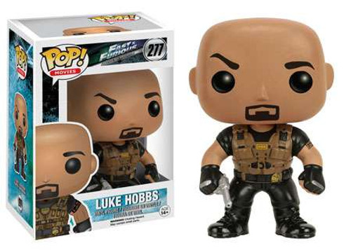 Funko Fast & Furious POP! Movies Luke Hobbs Vinyl Figure #277