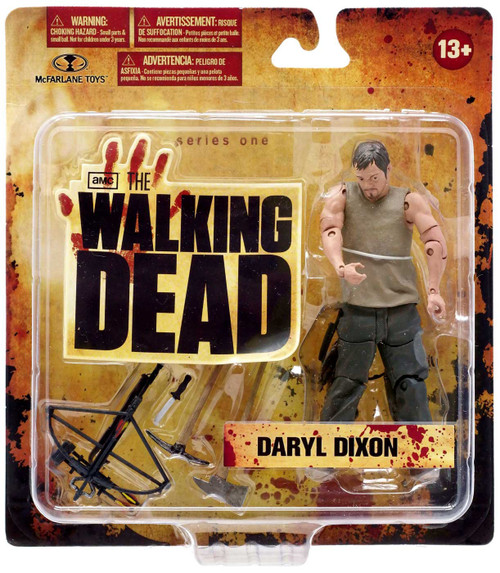 McFarlane Toys The Walking Dead AMC TV Daryl Dixon Action Figure