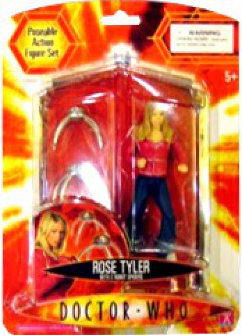 Doctor Who Underground Toys Series 1 Rose Tyler Action Figure