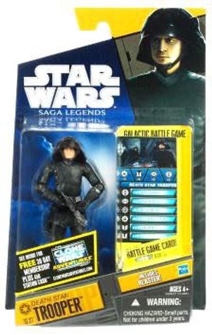 Star Wars A New Hope Saga Legends 2011 Death Star Trooper Action Figure SL27
