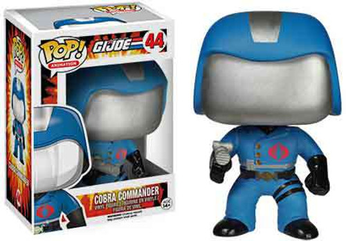 Funko GI Joe POP! Animation Cobra Commander Vinyl Figure #44