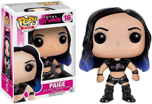 Funko WWE Wrestling POP! Sports Paige Vinyl Figure #16