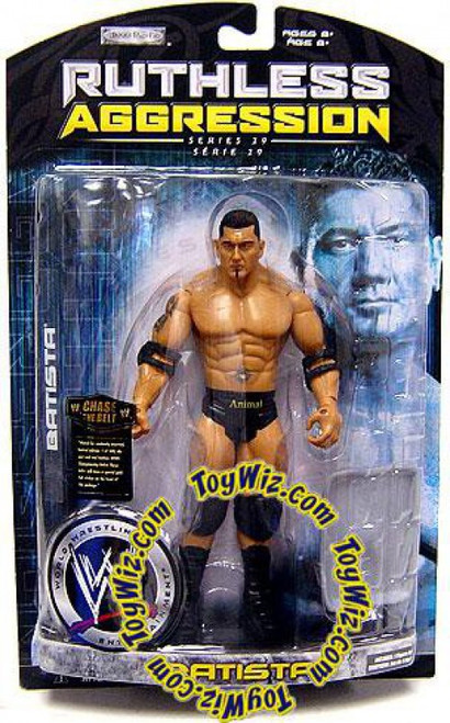 WWE Wrestling Ruthless Aggression Series 29 Batista Action Figure