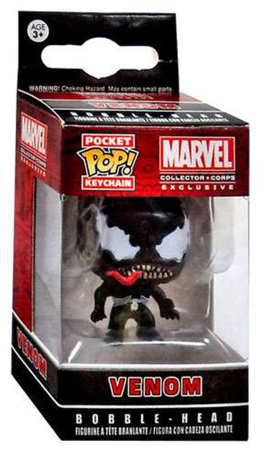 Funko POP! Marvel Venom Exclusive Keychain