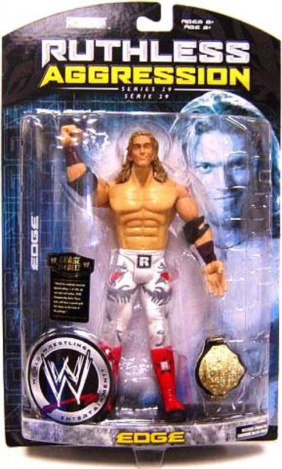 WWE Wrestling Ruthless Aggression Series 29 Edge Action Figure