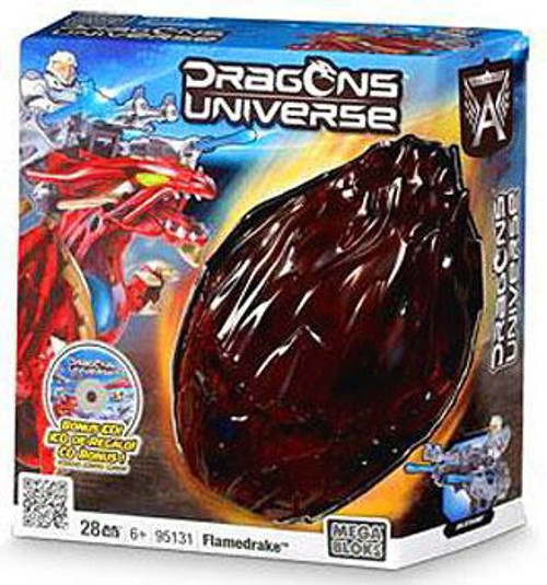 Mega Bloks Dragons Universe Flamedrake Set #95131