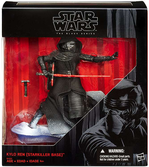 Star Wars The Force Awakens Black Series Kylo Ren Exclusive Action Figure [Starkiller Base]
