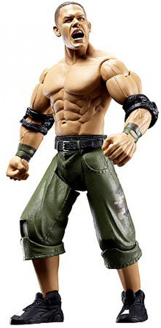 WWE Wrestling Ruthless Aggression Series 30 John Cena Action Figure